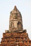 forntida buddha arkivfoton
