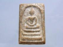 forntida buddha bild Arkivbilder