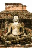 forntida buddha bild Royaltyfri Fotografi