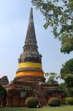 forntida buddistiskt tempel Royaltyfri Foto