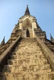 forntida buddistiskt tempel Arkivbilder