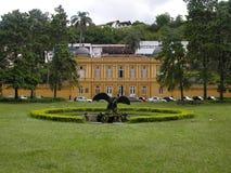 forntida byggnad Fotografering för Bildbyråer