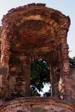 forntida byggnad royaltyfria bilder