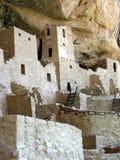forntida byggnader Arkivfoton