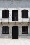 forntida byggnadsmilitär Arkivbild