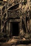 forntida cambodia tempel Arkivbild