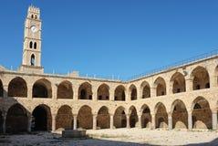 Forntida caravanserai Royaltyfri Bild