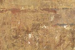Forntida cementvägg Royaltyfri Fotografi
