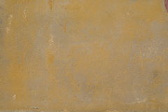 Forntida cementvägg Royaltyfri Bild