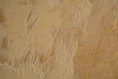 Forntida cementvägg Arkivbilder