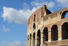 forntida colosseum rome Arkivfoto