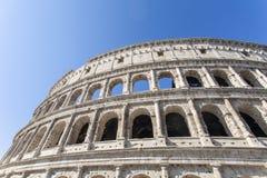 forntida colosseum rome Arkivbild