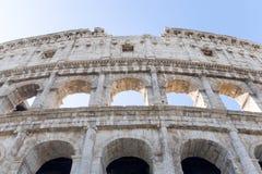 forntida colosseum rome Arkivfoton