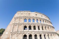 forntida colosseum rome Fotografering för Bildbyråer