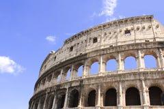 Forntida Colosseum, Rome, Italien Fotografering för Bildbyråer