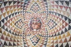 Forntida Corinth i Grekland Fotografering för Bildbyråer