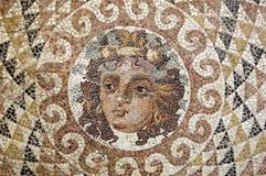 forntida corinth museum Royaltyfri Bild