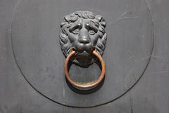 forntida dörrhandtag Royaltyfri Fotografi