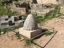 Forntida Delphi Royaltyfri Bild
