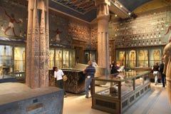 forntida egypt museum vienna Fotografering för Bildbyråer