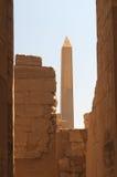 forntida egyptiska luxor fördärvar Royaltyfria Foton