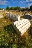 Forntida Eleusis Fotografering för Bildbyråer
