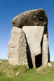 forntida engelsk monument Arkivfoto