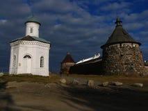 forntida fästning Royaltyfria Foton