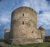 Forntida fästning Fotografering för Bildbyråer