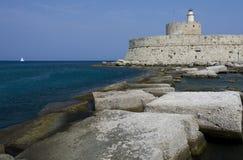 Forntida fästning Royaltyfri Foto