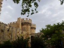 Forntida fästning royaltyfri fotografi