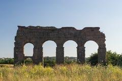 Forntida fördärva i Rome arkivbild