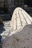 forntida fördärvar arkivbilder