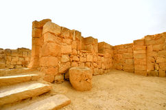 forntida fördärvar arkivbild