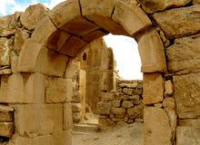 forntida fördärvar royaltyfria foton