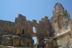 Forntida fördärvar antikviteten royaltyfria bilder