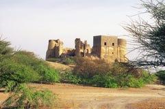 Forntida Fort Royaltyfri Foto