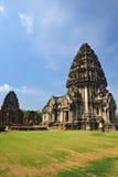 forntida fristad thailand för khmerphimaiphrang Arkivfoto