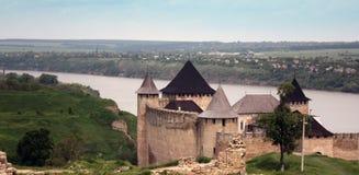 forntida fästning Royaltyfri Bild