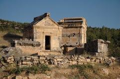 forntida grav Arkivbilder