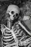 forntida grav Royaltyfri Fotografi