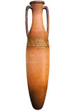 forntida grek för amphora Arkivbilder