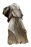 forntida grekisk parthenonstaty Fotografering för Bildbyråer