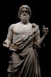 forntida grekisk staty Arkivbild