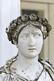 forntida grekisk staty arkivbilder