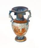 forntida grekisk vase Royaltyfri Foto