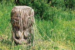 Forntida gud av jord och fertilitet Pachamama royaltyfria bilder