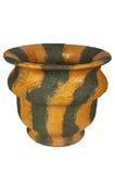 forntida härlig vase Arkivbilder