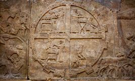Forntida historia royaltyfri bild