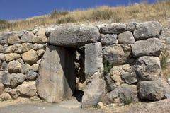 Forntida Hittitesport Arkivfoton